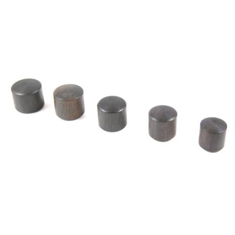 5 plugs 34 à 45 mm