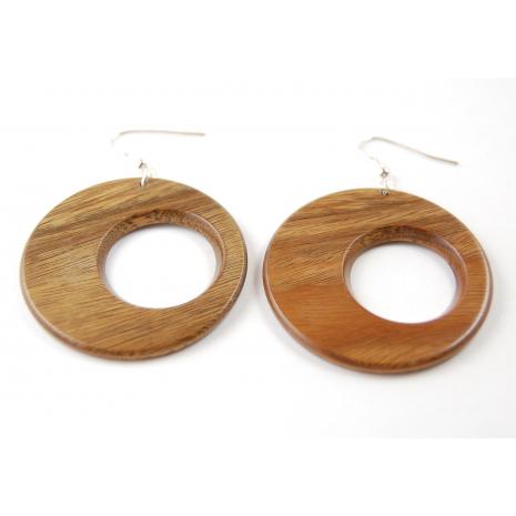 Earings verawood